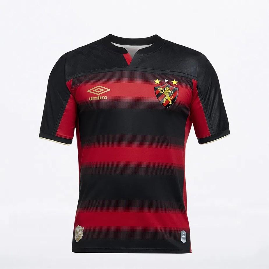 Camisas do Sport para temporada 2020 vazam antes do lançamento