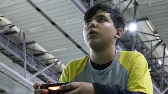 Torneio de FIFA 19 no Intercolegial consagra estudante de 13 anos campeão