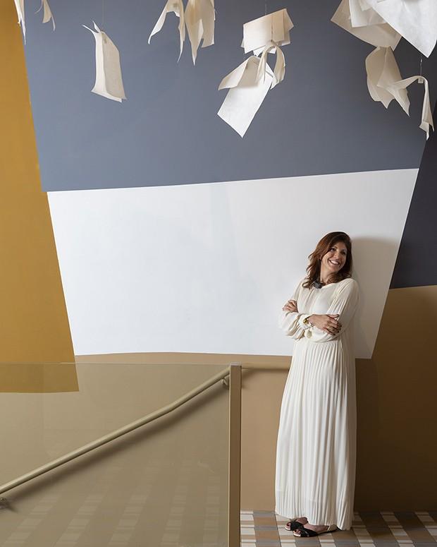 Taissa Buescu, diretora de redação da Casa Vogue (Foto: André Klotz )
