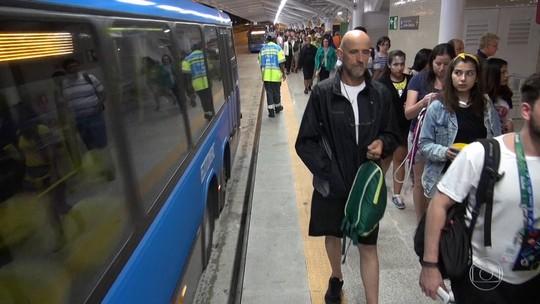 Obras viárias da Copa e Olimpíada contribuíram pouco para melhoria do transporte do Rio, aponta Ipea
