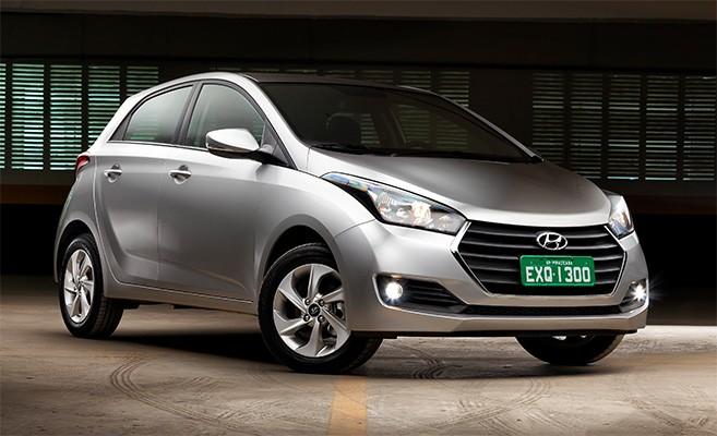 Hyundai HB20 1.0 Turbo (Foto: Leo Sposito/Autoesporte)