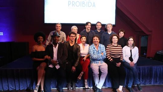 'Cidade Proibida': elenco, autor e direção apresentam nova série da Globo