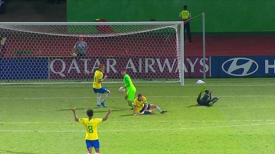 Veja os planos do Corinthians para Matheus Donelli, goleiro campeão do Mundial Sub-17 com a Seleção