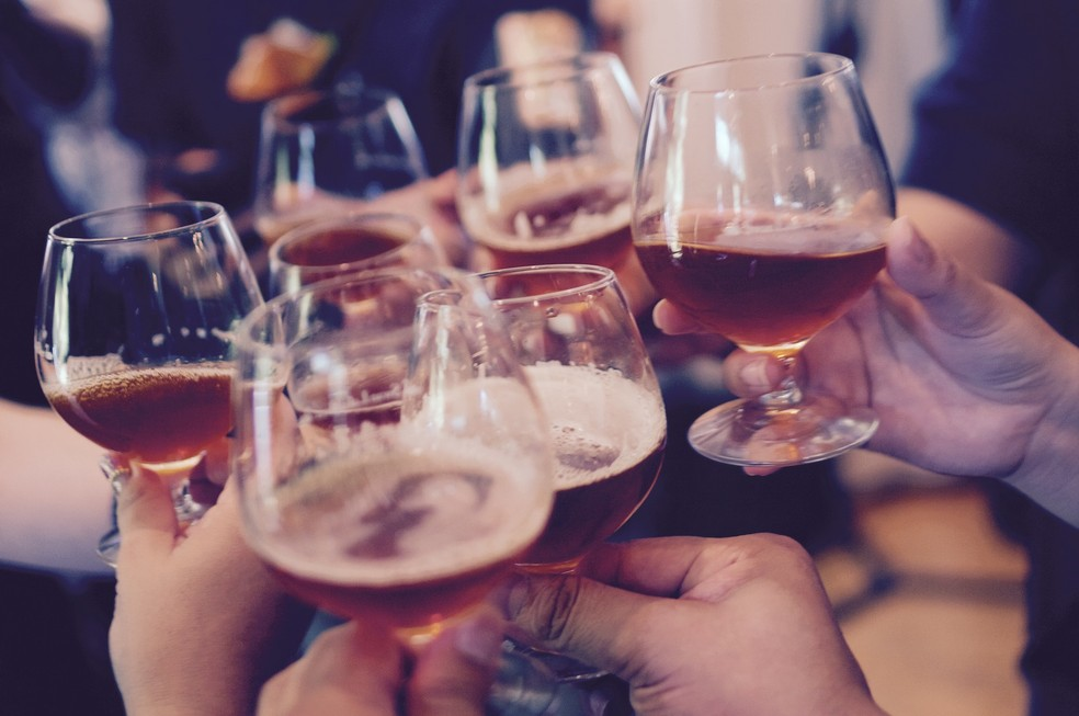 Cerveja é o segundo tipo de bebida alcóolica mais consumido no mundo — Foto: Pixabay
