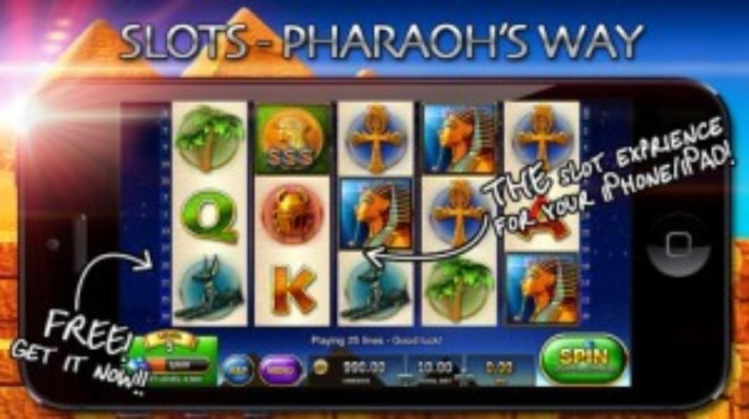 как выиграть в слот фараон вей
