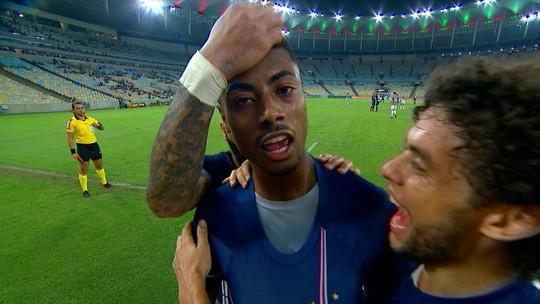 Bom sinal: metade das vitórias do Santos fora de casa no Brasileirão foram no Maracanã