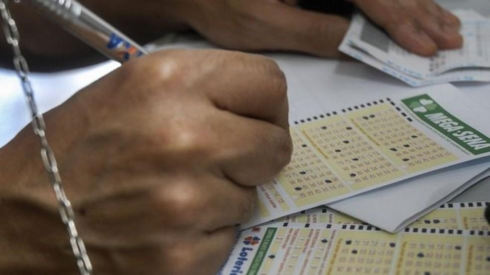 Próximo concurso, na quarta-feira, poderá pagar R$ 20 milhões (Foto: Agência Brasil)