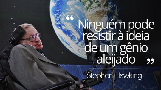 Stephen Hawking Veja As Frases Mais Famosas Do Físico Ciência E