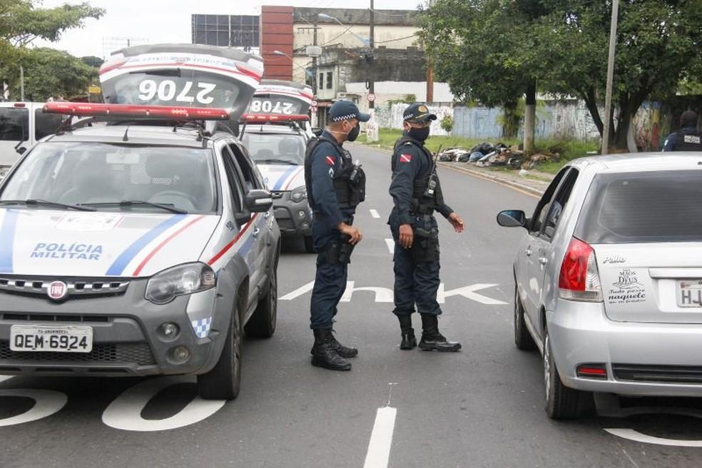 Cerca de 10 mil agentes de órgãos estaduais e municipais estão envolvidos nas operações no Pará. — Foto: Agência Pará