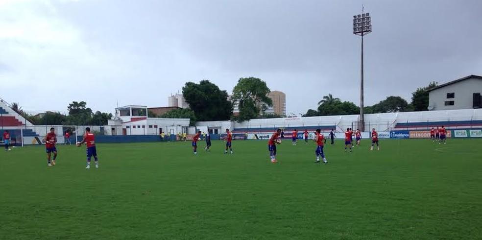 Fortaleza só reinicia atividades em 26 de dezembro (Foto: Tatiana Alencar/TV Verdes Mares)