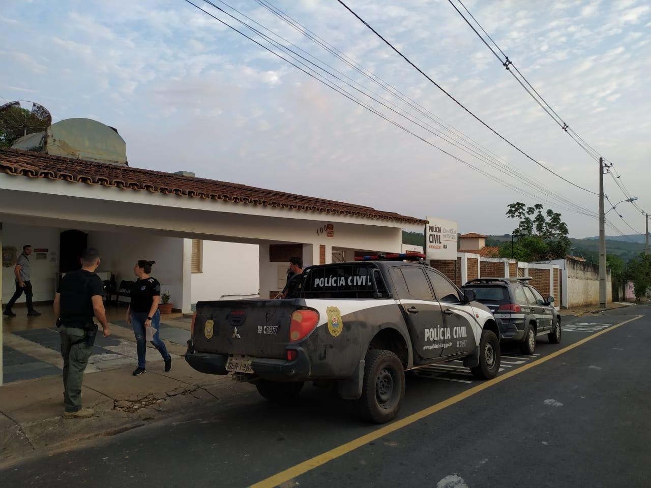 Jovem é preso em Ibiá suspeito de furto e desvio de carga avaliada em R$ 35 mil