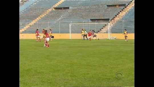 Domingo de Lobas em campo pela terceira rodada do estadual feminino sub-18