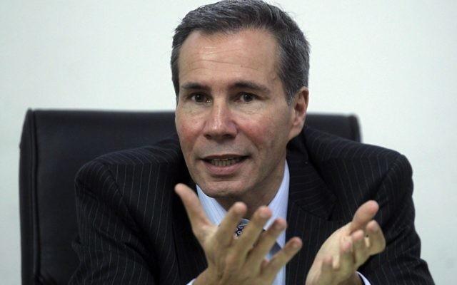 Cena da série 'Nisman: O promotor, a presidente e o espião' (Foto: Divulgação)