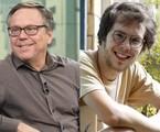 Fernando e Quico Meirelles | Ramón Vasconcelos/TV Globo e Edilson Dantas