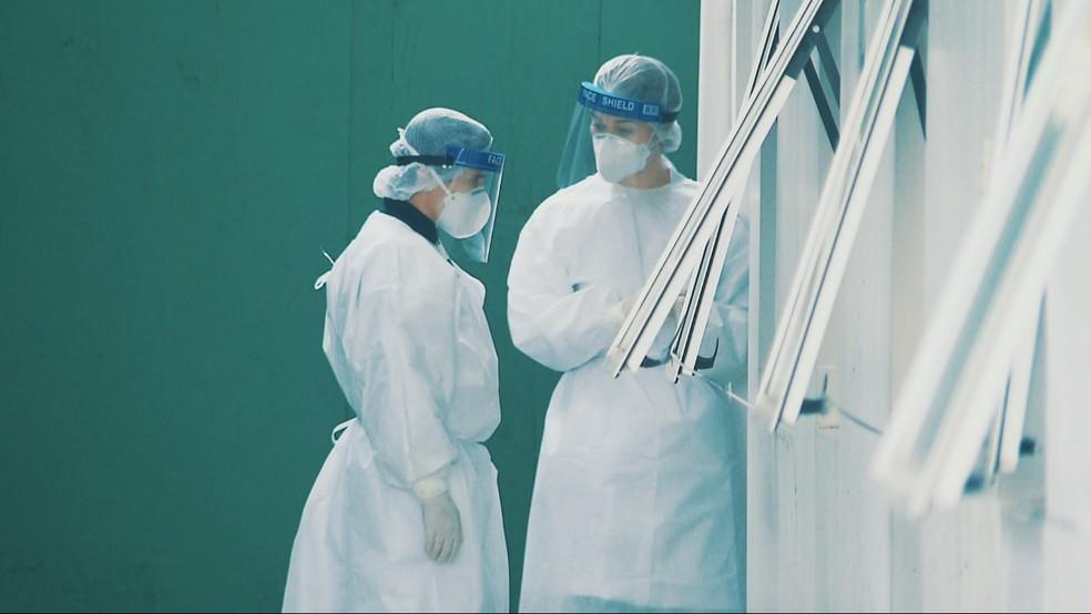 24 médicos serão contratados — Foto: Reprodução/RPC