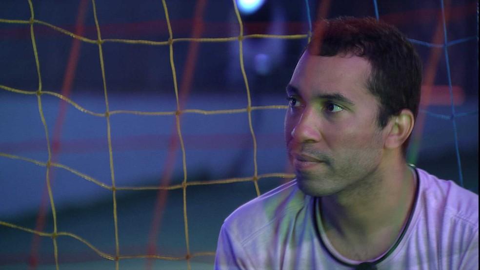 Gilberto revela sobre eliminação: 'Achei que o Brasil estava dando segundas chances, mas não para mim' — Foto: Globo