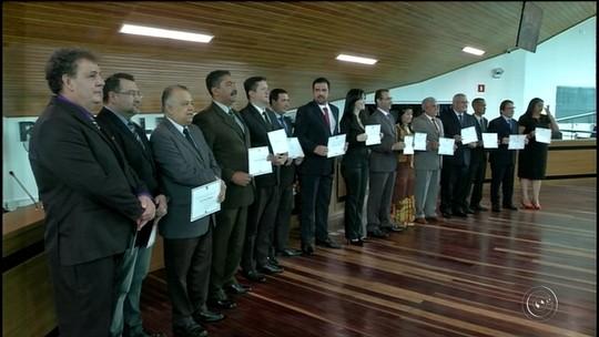 Prefeito e vereadores eleitos em Avaré são diplomados pela Justiça