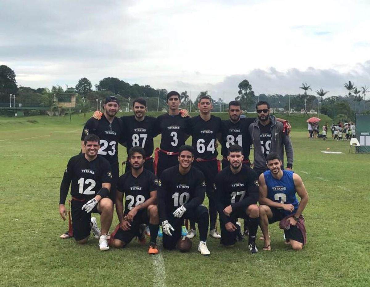 Atletas do TO são convocados para a Seleção Brasileira de Flag Football  e33a768140432