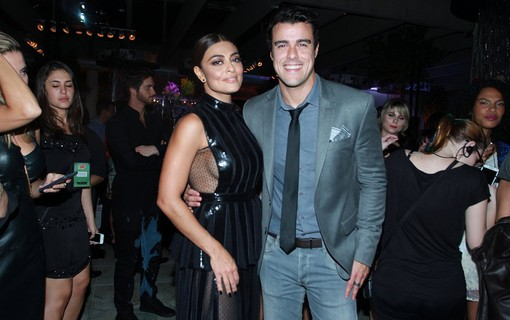 Juliana Paes e Joaquim Lopes
