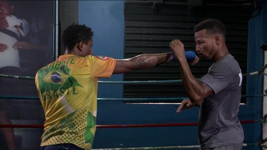 Temporada 3 / 4º episódio: DiegoSan treina com campeão olímpico Robson Conceição