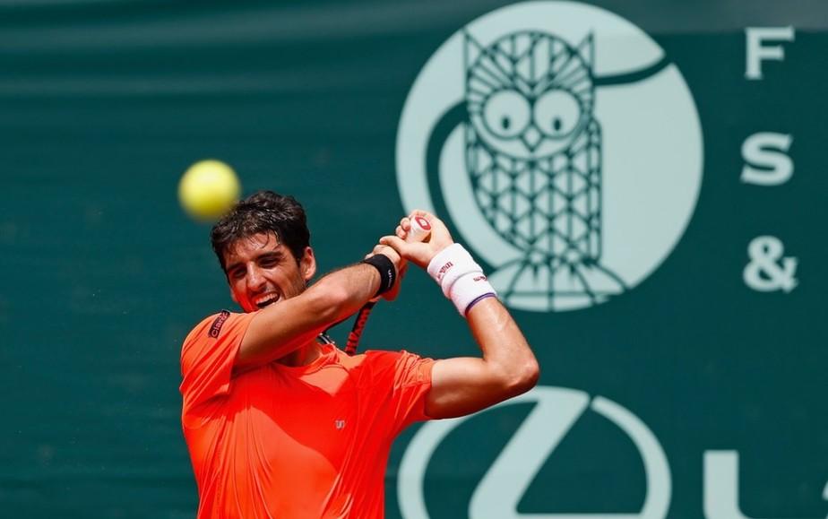 d0e7fab0cf2 Bellucci supera sensação americana e está na final do ATP de Houston ...