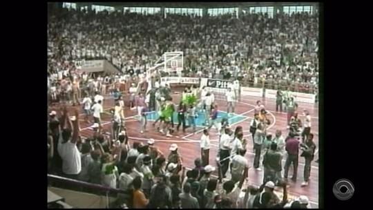 Corinthians Basquete sonha em repetir os feitos do time de 1994