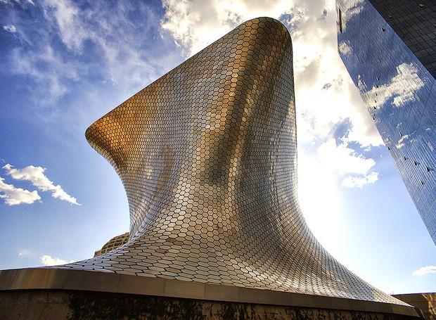 Museu Soumaya (Foto: DicasdasAmericas/Reprodução)