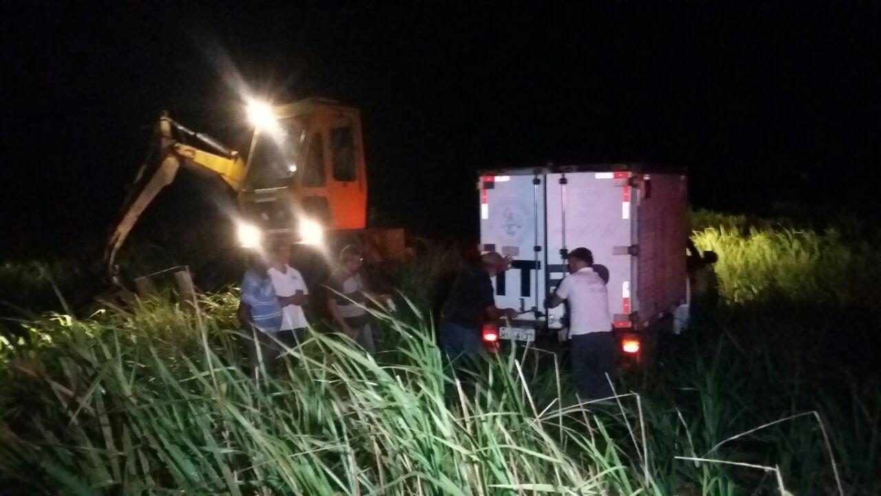 Taxista é encontrado morto em canavial na Grande Natal