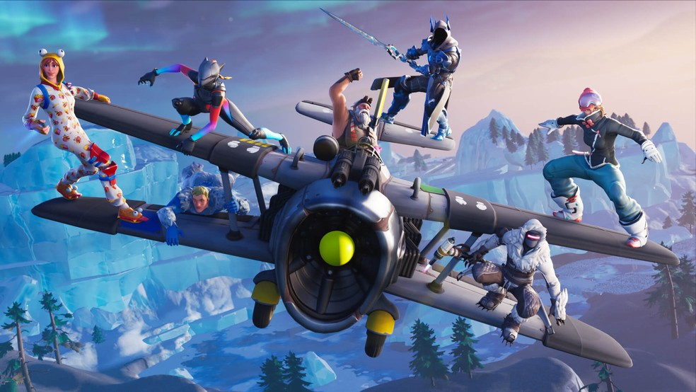 Como ter Fortnite: Battle Royale para android