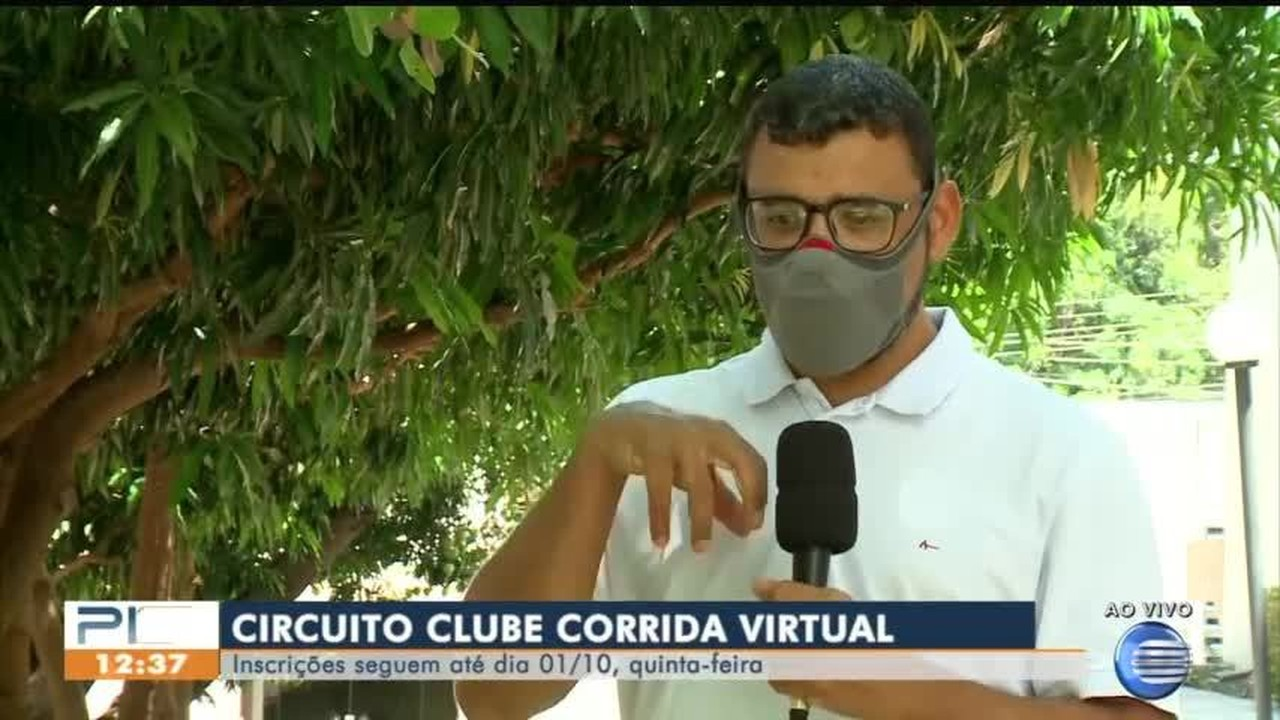 Confira mais detalhes sobre o Circuito Clube Corrida Virtual