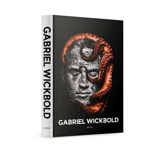 Capa do livro de Gabriel Wickbold (Foto: Divulgação)
