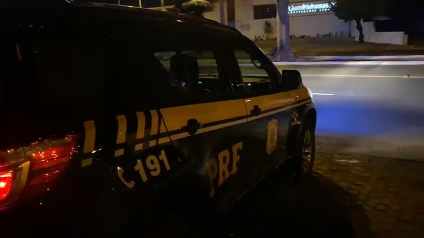 Empresário é preso suspeito de tráfico no Piauí;  'estabelecimento pode ser utilizado para lavar dinheiro', diz PRF