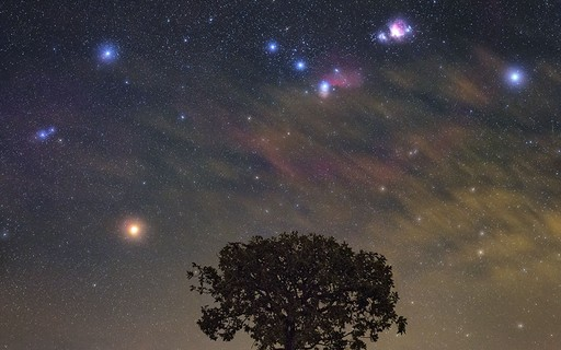 """Imagem feita por brasileiro é selecionada como """"Foto do Dia"""" pela NASA"""