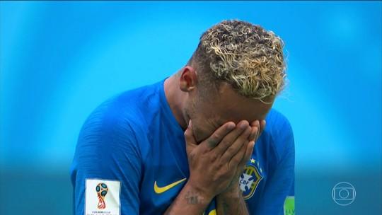 Crônica: Brasil sofre, vence e alivia a tensão