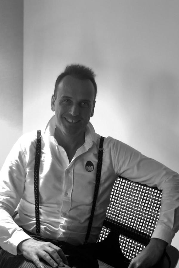 Nicolas Loufrani, dono da Smiley Company (Foto: Rodrigo Peirão)