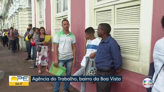 Grande Recife e Zona da Mata têm 73 vagas de emprego