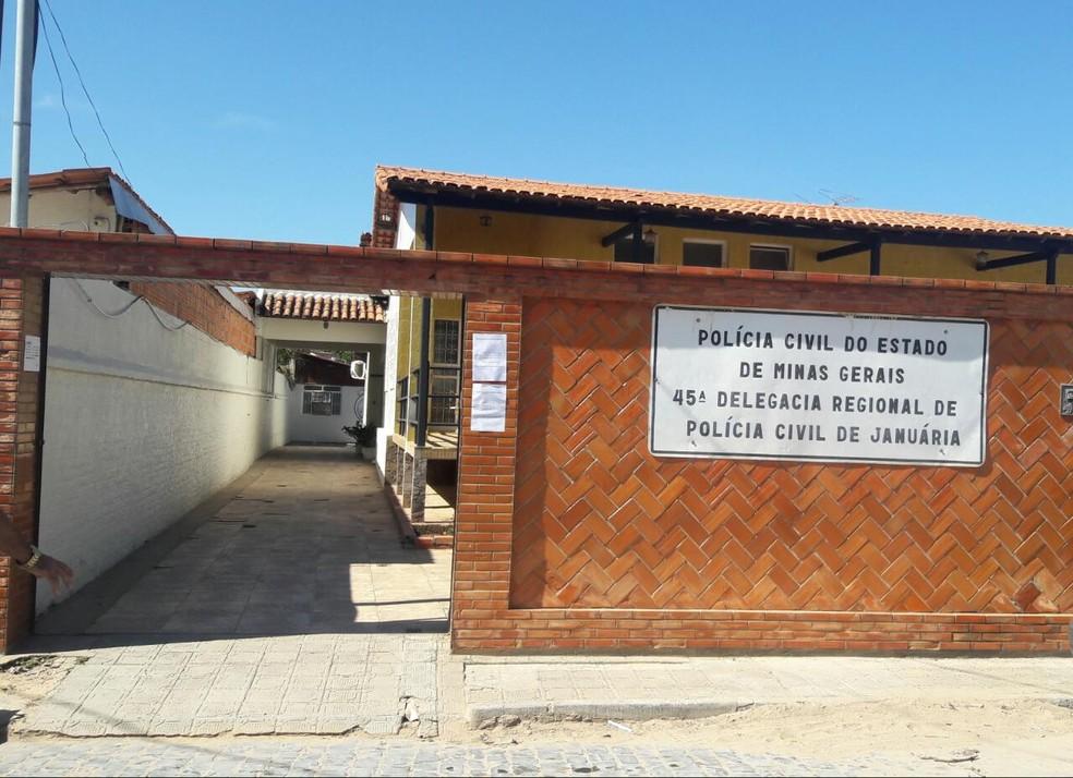 Polícia Civil de Januária deve encaminhar inquérito até esta terça-feira (Foto: Ana Paula Cabral/Arquivo pessoal)