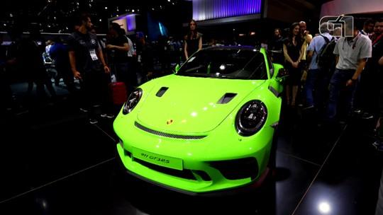 Salão de SP 2018: Porsche mostra Macan com visual atualizado