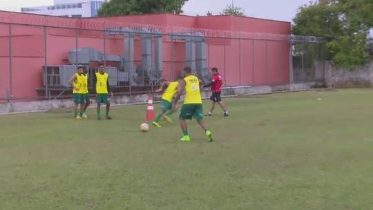 Titulares do Galvez na Copinha são integrados ao profissional; técnico faz últimos ajustes para estreia