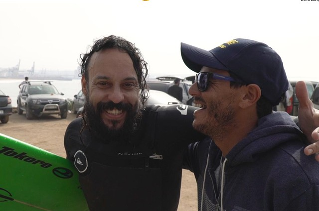 Gabriel, o Pensador gravou o 'Mar doce lar' no Marrocos (Foto: Divulgação)