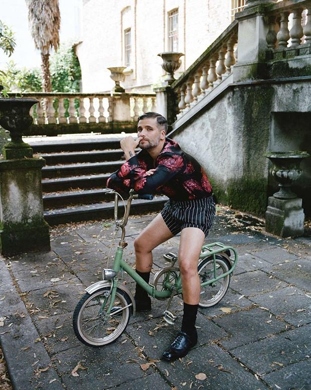 Bruno Gagliasso  (Foto: Alessio Boni)