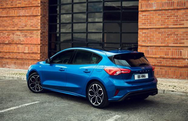 Novo Ford Focus ST-Line (Foto: Divulgação)