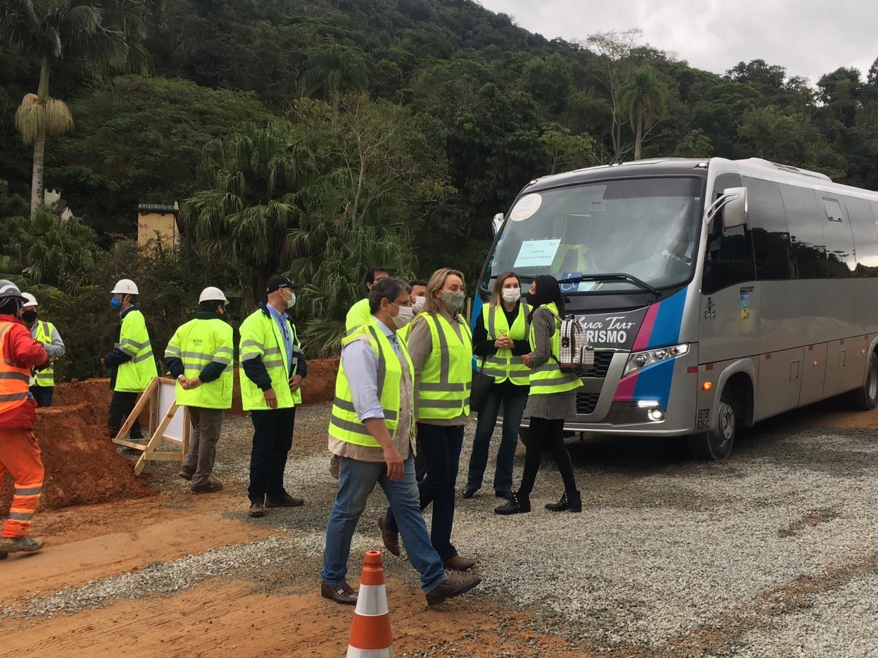 Obras do contorno viário da Grande Florianópolis devem ser concluídas até o fim de 2023