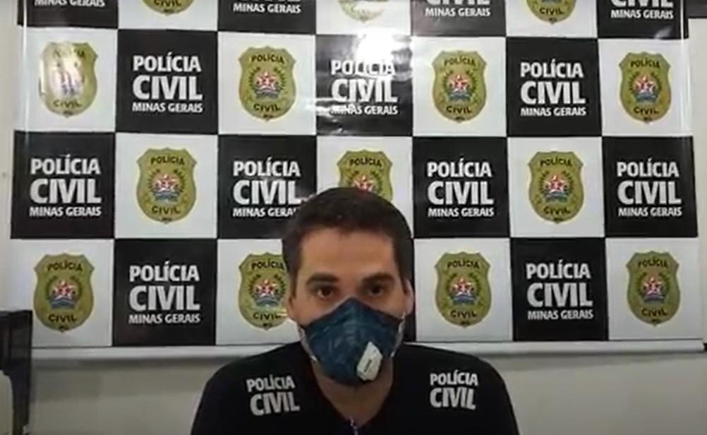 Polícia Civil indicia agressor de cinegrafista da TV Integração em Barbacena por lesão corporal e dano qualificado