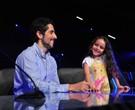 Marcos Mion se emociona com visita da filha ao 'Ídolos' / Foto: Antonio Chahestian