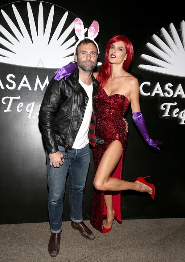 Alessandra Ambrosio e Jamie Mazur (Foto: Reprodução)