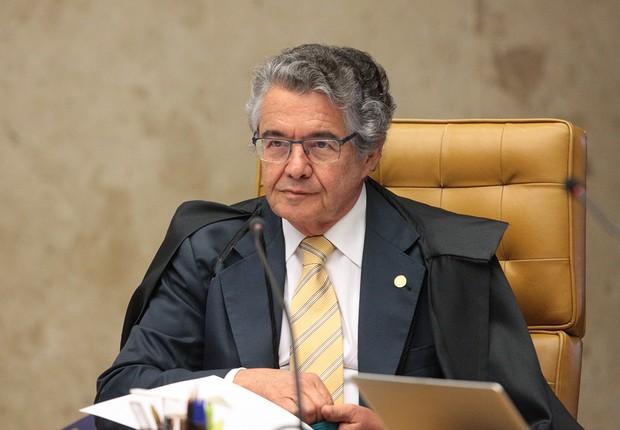 Ministro do STF Marco Aurélio Mello (Foto: Carlos Moura/SCO/STF)