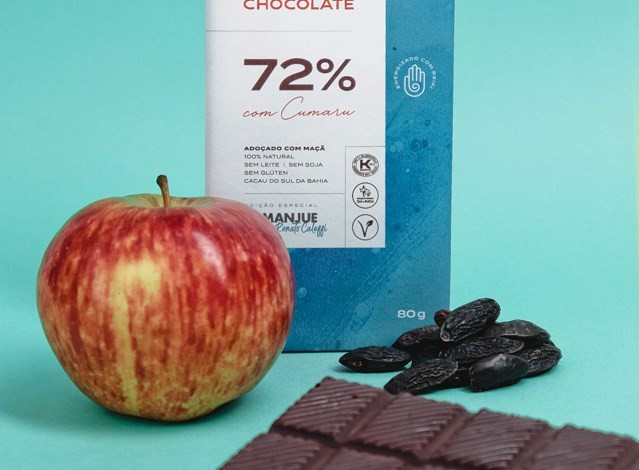 Maré Chocolate: chocolate com cumaru