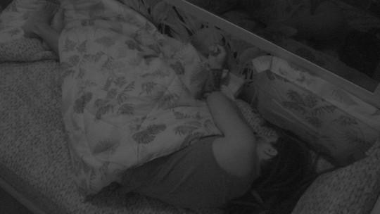 Brothers dormem após vitória de Breno e Wagner na Prova do Líder