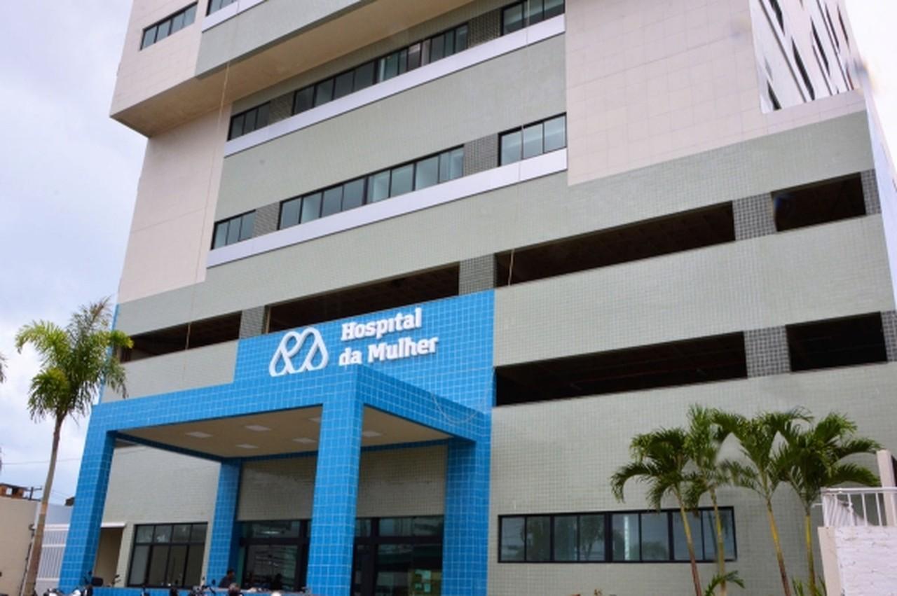 Hospital da Mulher de Alagoas, em Maceió — Foto: Carla Cleto/Ascom